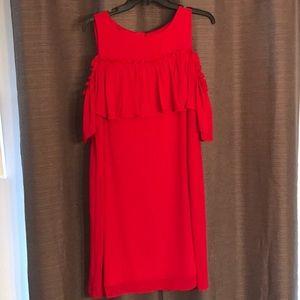 NWOT GIANNI BINI Beautiful Red Dress